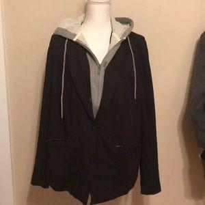 EUC Torrid one-piece casual jacket